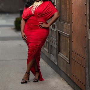 Fashion Nova Dresses - Beautiful Red Dress